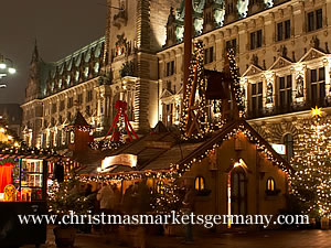 Christmas Markets In Germany 2019.Hamburg Christmas Markets 2019